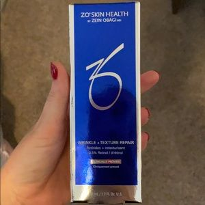 ZO skin health wrinkle and texture repair